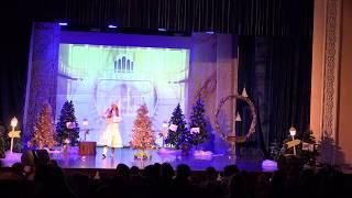 """Новогоднее представление для детей """"Как Баба-Яга ёлку спасала"""" от 03 января 2019 года (0+)"""