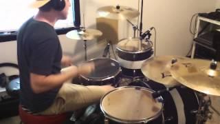 crash decyfer down drum cover