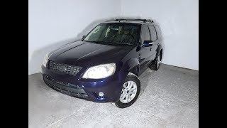 Automatic 4×4 SUV Ford Escape 2010 Review For Sale