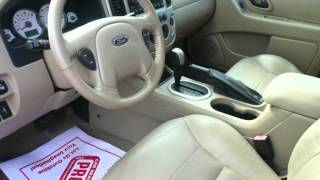 2007 Ford Escape Limited for sale in Loganville, GA