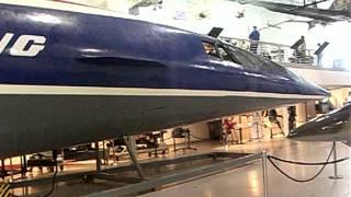 Boeing 2707 SST (Super Sonic Transport) an Original Mock up -4