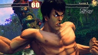 Top 10 Video Game Characters Based on Bruce Lee