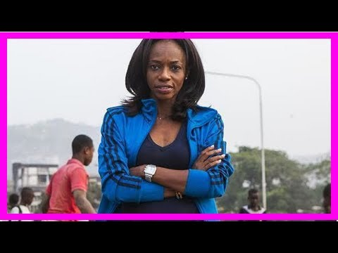 Isha johansen freed on bail in sierra leone after denying corruption charges