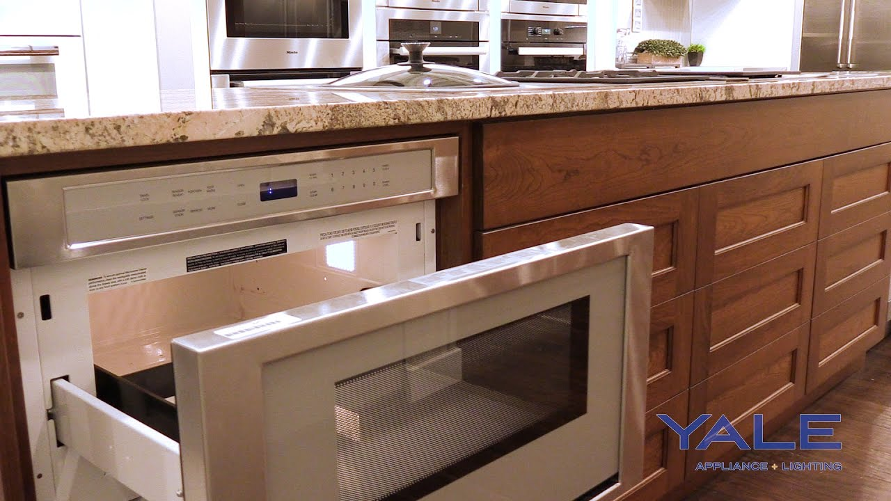 why buy a microwave drawer yale appliance