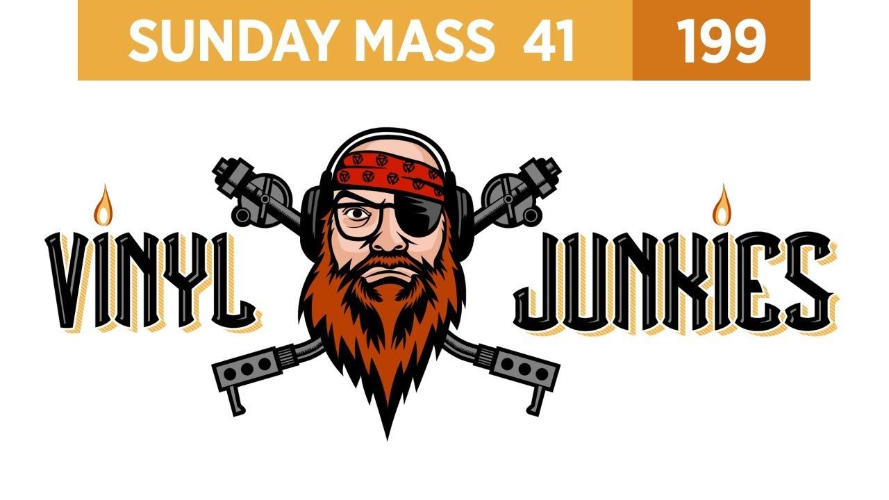 Sunday Mass #40   Virus Broadcast 199   VJ Pirate Radio