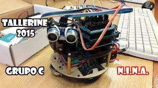 Tallerine 2015 - Robotica Y Comunicaciones Grupo C