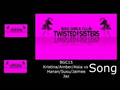 BGC15- Kristina/Amber/Aisia VS Jaz/Jaimee/Hanan/Susu
