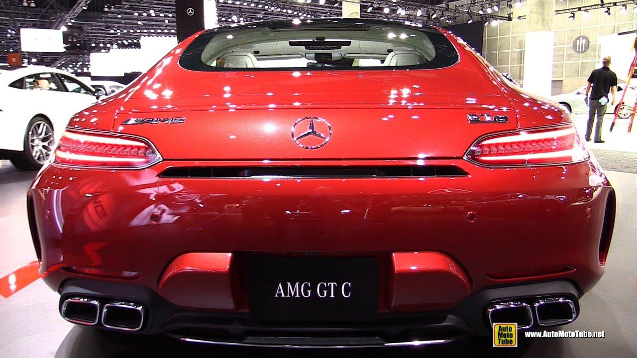 Mercedes AMG GT C Coupe 2020 - Walkaround Interior Exterior Tour