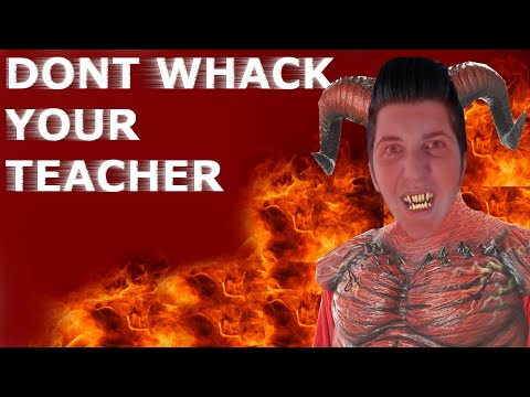 ZEVK ALIYORUM!! - Dont Whack Your Teacher