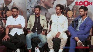 'Gold' Interview   Kunal Kapoor, Amit Sadh, Vineet Kumar Singh, Sunny Kaushal