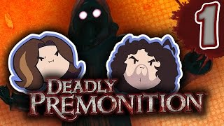 Deadly Premonition: Cry Boohoo - PART 1 - Game Grumps