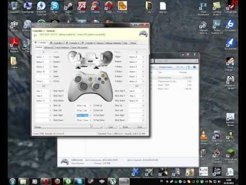 x369 (Эмулятор геймпада xbox360)