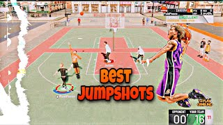 BEST NBA 2K20 JUMPSHOTS FOR ALL GUARDS! THESE JUMPSHOTS WILL MAKE YOU COMP! 😈 GREENLIGHT JUMPERS 💚