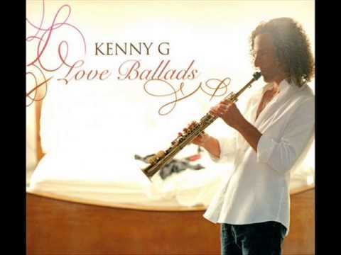 Músicas instrumentais - Love Ballads - Kenny G (By Lipe)