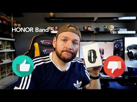 Honor Band 5 - Likes & Dislikes - Should You Buy It?