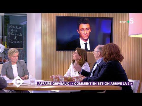 Affaire Griveaux : Comment En Est-on Arrivé Là ? - C à Vous - 17/02/2020