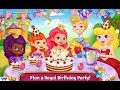 Princess Birthday Party / Royal Princes Party / Videos Games for Kids - Girls - Baby Android