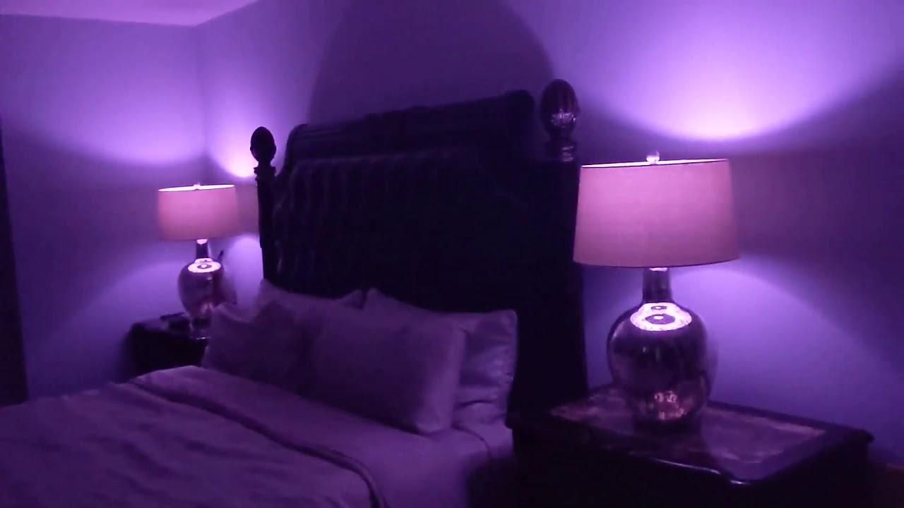 Feit Smart light bulbs with Google Home - YouTube