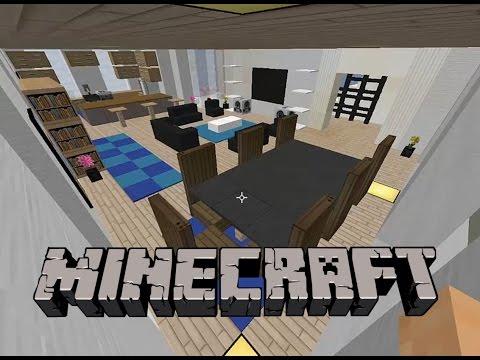Minecraft: Ev Yapımı | İç Tasarım #7