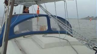 Balu auf großer Fahrt - von Bremen nach Beachy Head