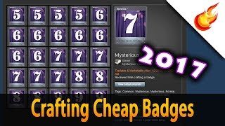 Tips On Crafting Steam Badges For Cheap - Winter Sale 2017