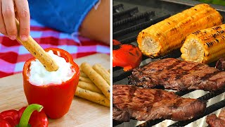 SIMPLE OUTDOOR COOKING IDEAS YOU&#39LL LOVE  5-Minute Recipes to Become a BBQ Master!