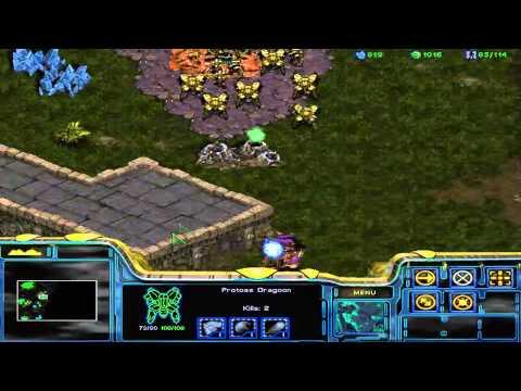 StarCraft: Brood War Custom Campaign: Cerebrate Hunters -- Mission 2