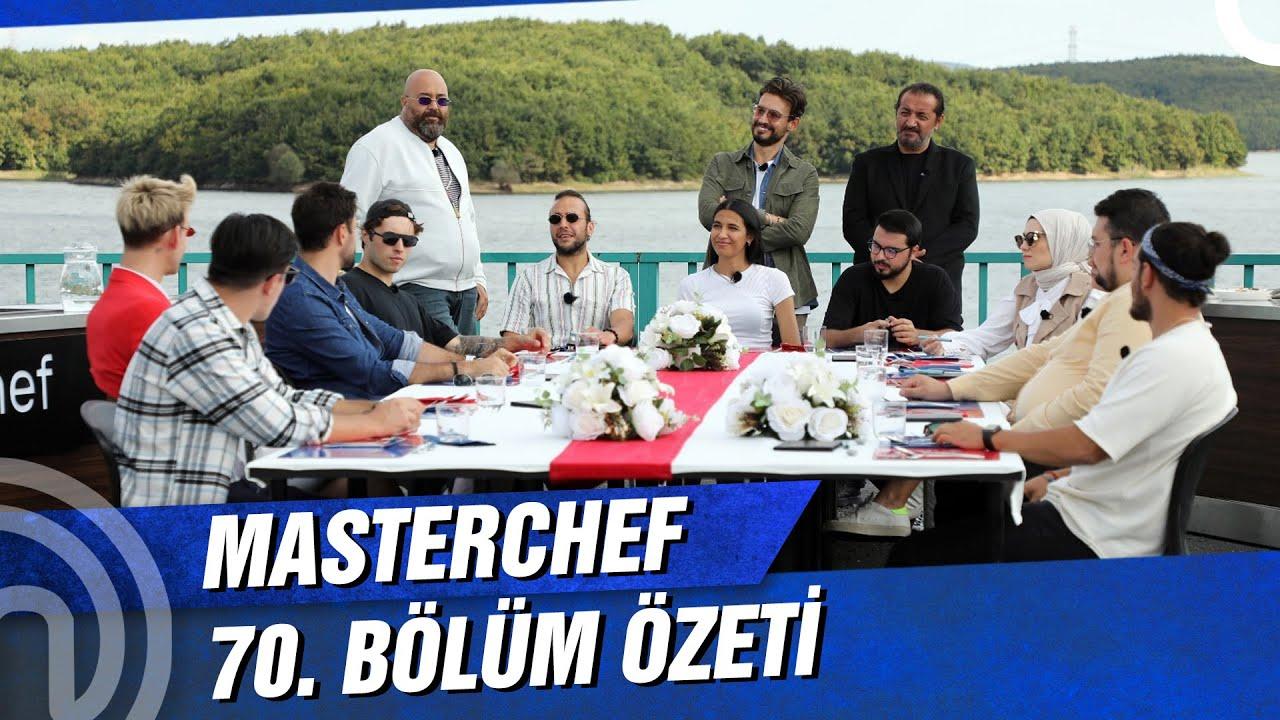 MasterChef Türkiye 70. Bölüm Özeti | ELEME ADAYI KİM OLDU?