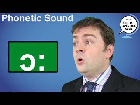 The /ɔ:/ Sound