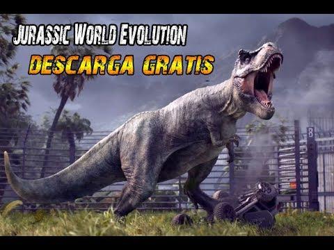 jurassic world evolution descargar gratis
