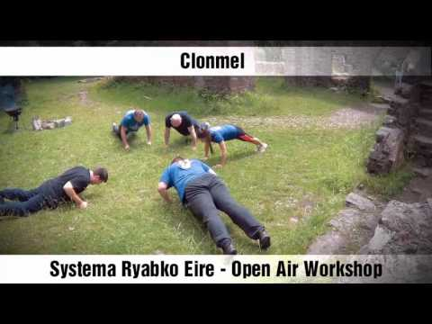 Systema Ryabko Eire- Open Air Workshop