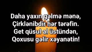 Nihad Naxcivanli Daha Yaxin Gelme Mene 2019 Ayriliga Aid Seir Youtube
