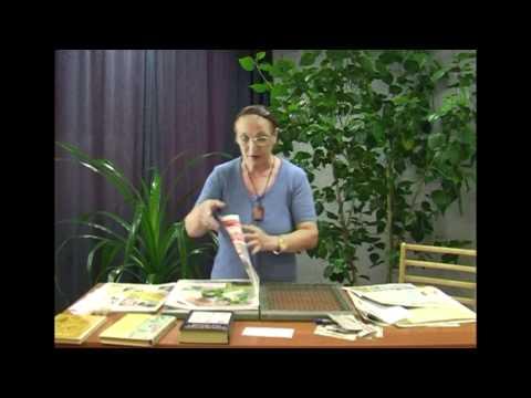 Закладка гербария
