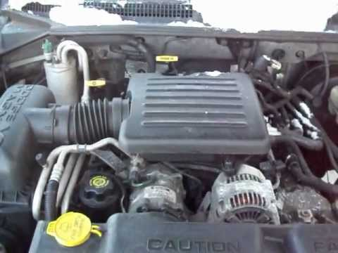 2002 Dodge Fuse Box Diagram 4 7l Engine Noise Youtube