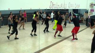 Pelotero La Bola - Carlos Oliva - Salsa Dance Fitness W/ Bradley - Crazy Sock TV