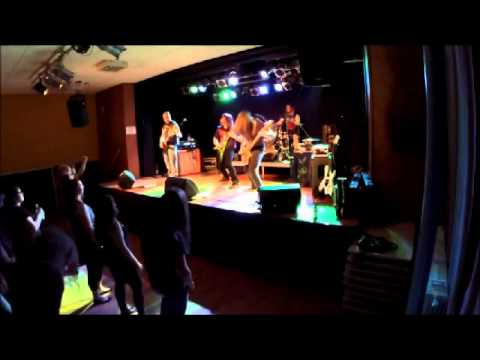Theropoda - March of the Theropods Live (31.05.14 Zuffenhausen)