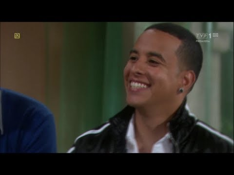 Daddy Yankee & Pose on The Bold and The Beautiful 2010