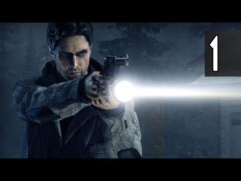 Alan Wake - Episode 1 Nightmare Walkthrough Gameplay No Commentary