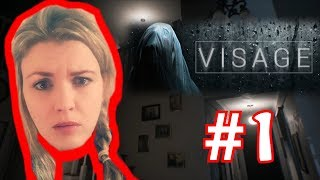 THE SPIRITUAL SUCCESSOR TO P.T. // Visage Early Access Part 1