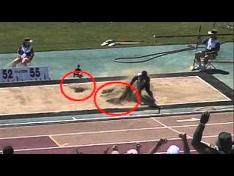 walter davis triple jump