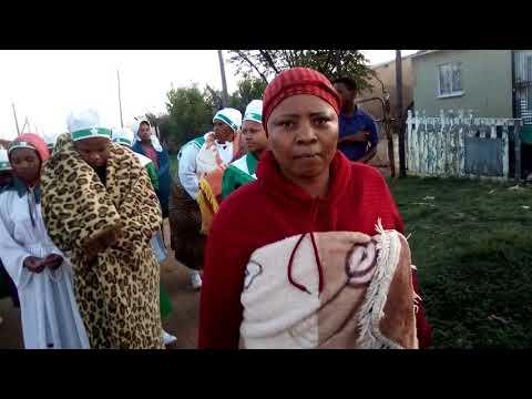 Brother Maphatlalatse Rj -Jesu o tsohile