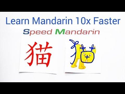 Learn Mandarin Chinese 10x Faster