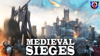Medieval castle SIEGES in depth