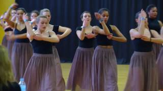 CRIT 2017 - Danse Paris - Deuxième place