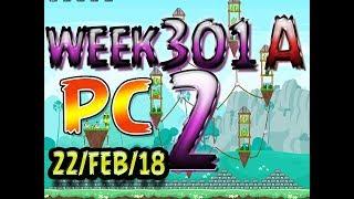 Angry Birds Friends Tournament Level 2 Week 301-A PC Highscore POWER-UP walkthrough