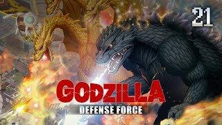 "21 ""Big Apple"" - Godzilla Defense Force [iOS/Android]"