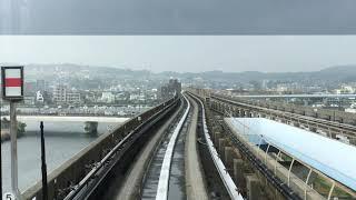 シーサイドライン金沢八景駅新駅舎使用開始!! 京急とつながりました。
