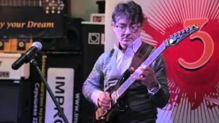 �������� ���� Третий Дальневосточный фестиваль гитарной музыки в магазине Music Hall Хабаровск. ������