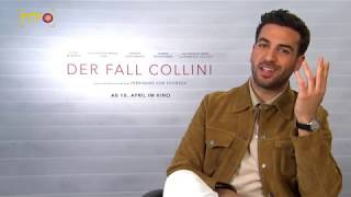 Der Fall Collini - Elyas M�Barek im Interview