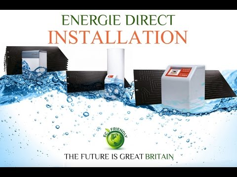 Energie Direct UK, SAVE up to 80% on your Hot water Bills.